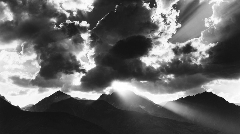 Sunset, Sierra Crest – Ben Dewell