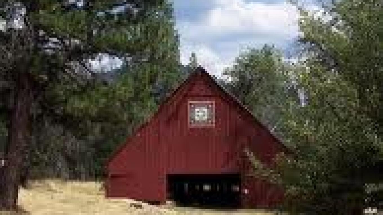 Barn at the Heart K Ranch
