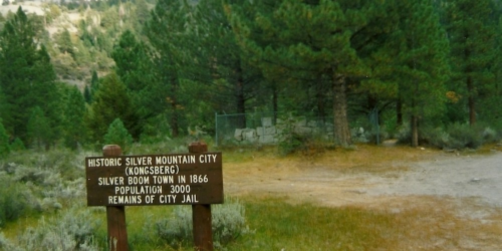 Silver Mountain Jail – Alan H. Patera