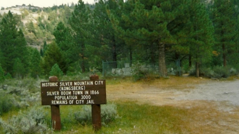 Silver Mountain Jail – Alan H. Patera
