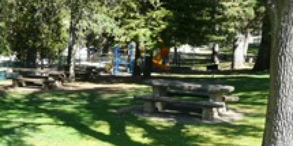 Community Park Picnic Area