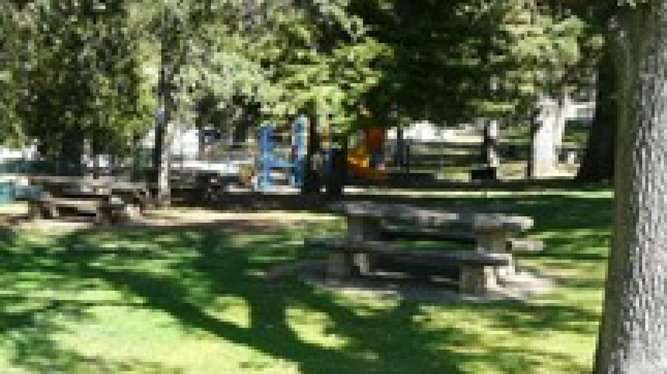 Community Park Picnic Area