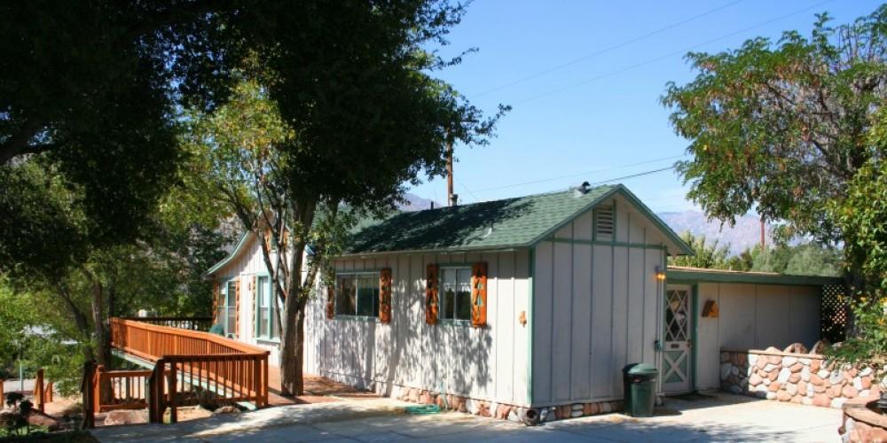 """Back Patio area of the """"Lakehouse #4 – Jon-Paul Fortunati"""