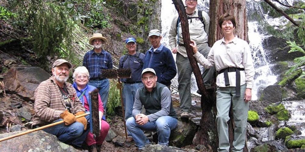 Volunteer Opportunities for Park Partners