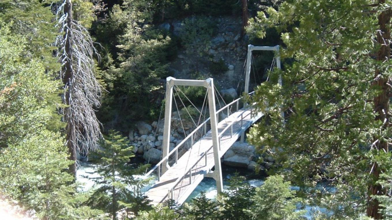 Sheep Crossing - North Fork San Joaquin River, Ansel Adams Wilderness – Steve Haze