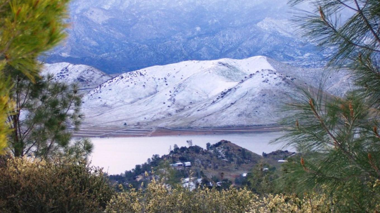 Winter, Isabella Lake – Gre Mars