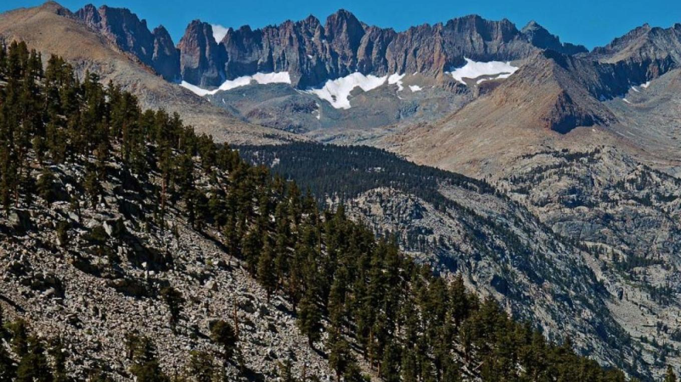 Mt. Whitney in Sequoia National Park is the highest point in the continental United States. – NPS