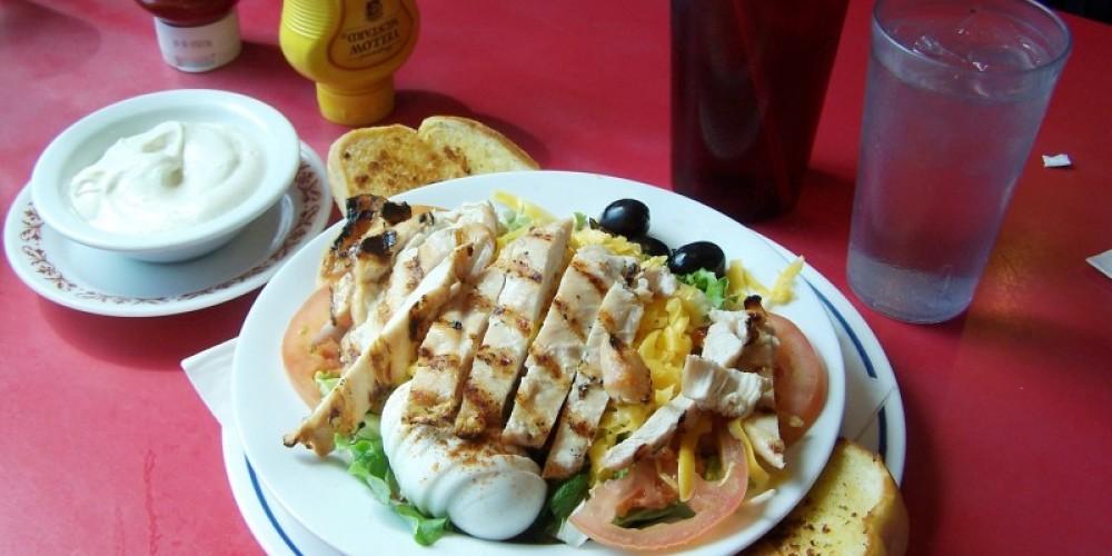 Chef's Salad – Cheryl