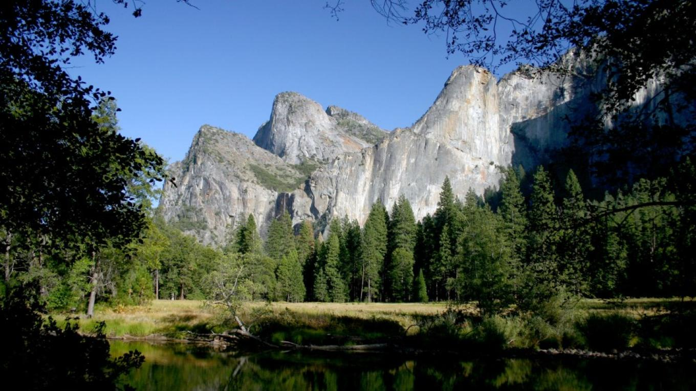 View from Sentinel Beach on Merced River – Pat Althizer
