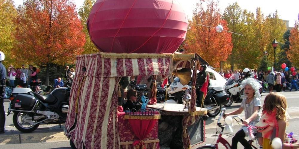Parade 2007 – Robin Shriver