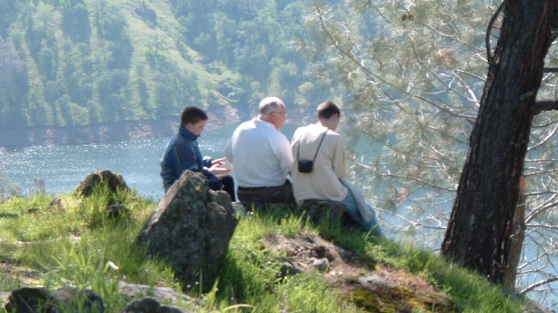 Finegold Cove in Reach 2  - Millerton SRA – Steve Haze