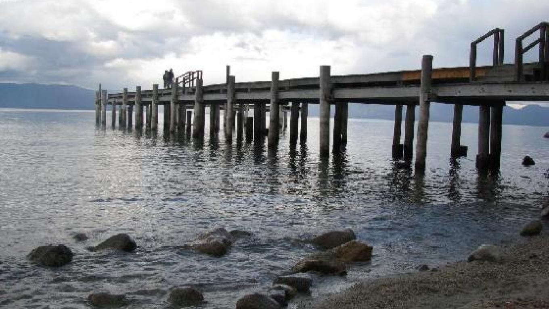 Supar Pine Point pier – Yaqui