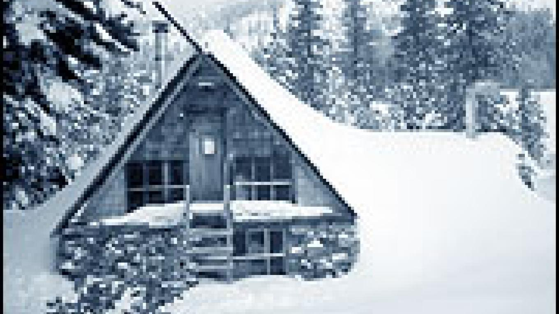 Peter Grubb Back Country hut – Richard Simpson