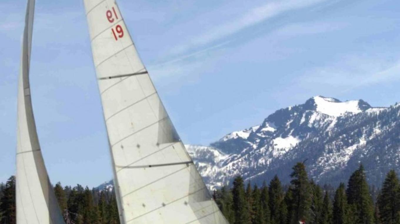 """Eco Friendly wind powered """"Tahoe Cruz"""" – Jim Courcier"""