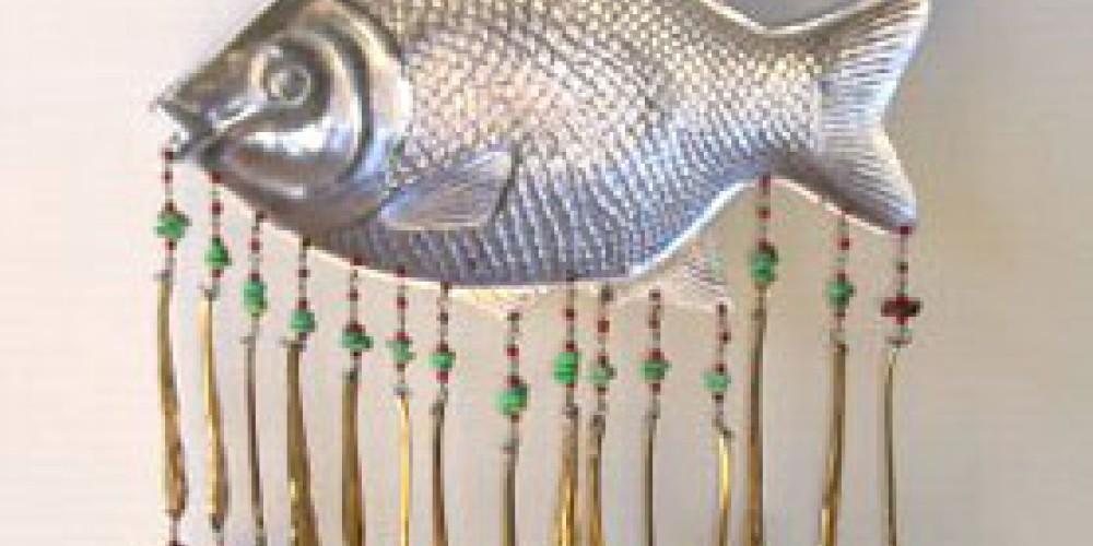 Fish chime by Kim Elia – Nadi Spencer