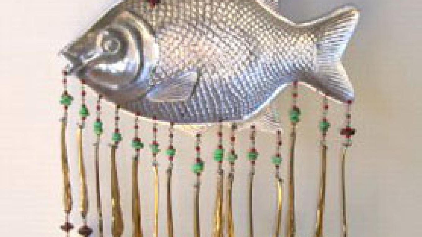 Fish chime by Kim Elia – Nadi Spencer