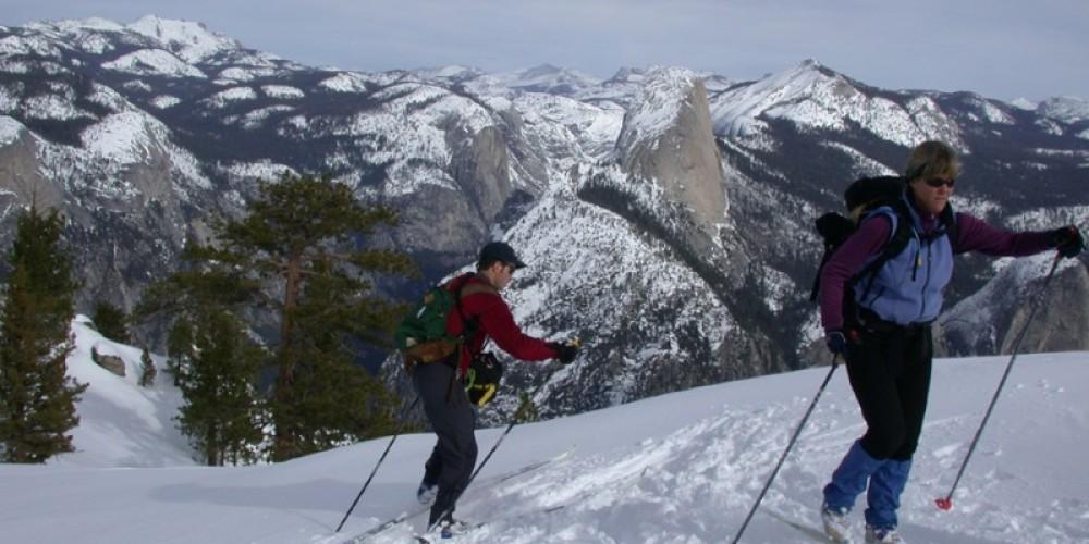 Glacier Point Ski Tour