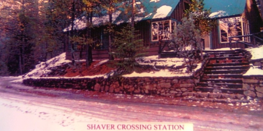Shaver Crossing Station