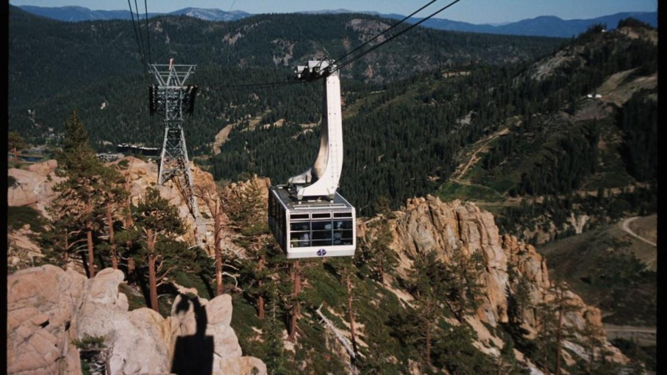 The Cable Car in the summer. – Nathan Kendall