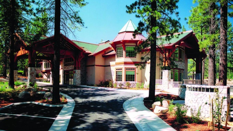 The Donald W. Reynolds Community Non-Profit Center