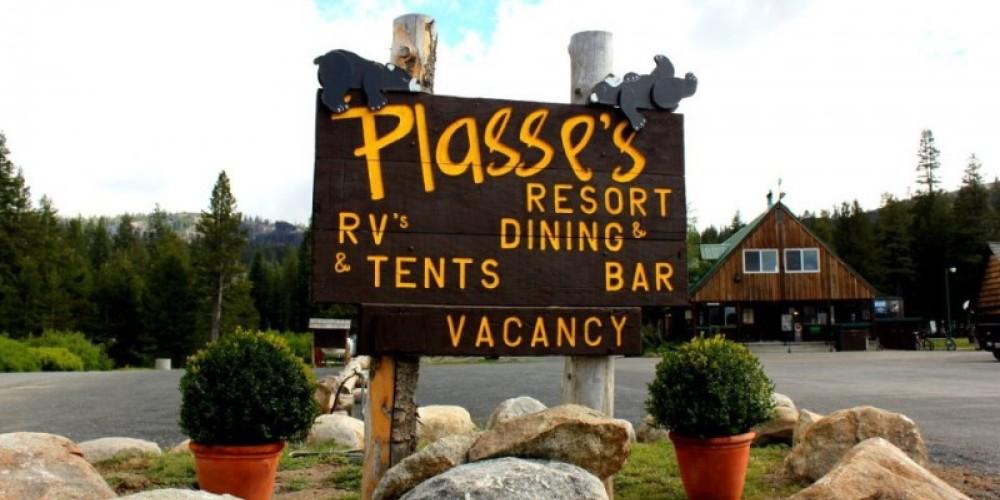Plasse's Resort on Silver Lake in Amador County. – Plasse's Resort Facebook Page