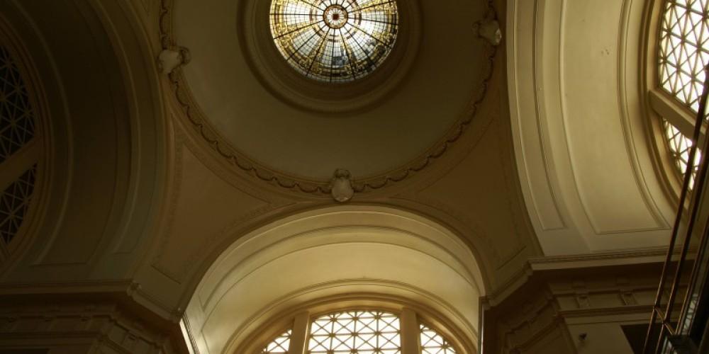 Ceiling ventilator and upper windows. – Lorissa Soriano