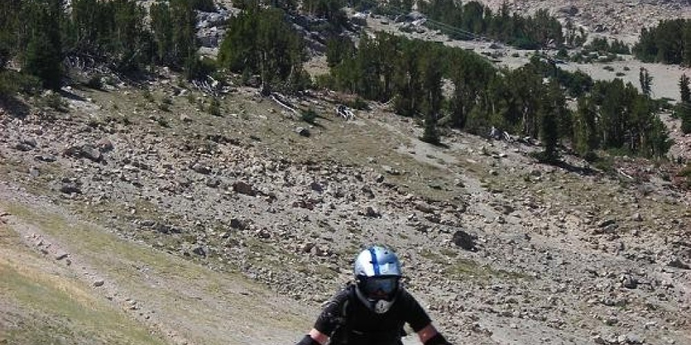 Mammoth Mountain Bike Park – Marcus Johnson