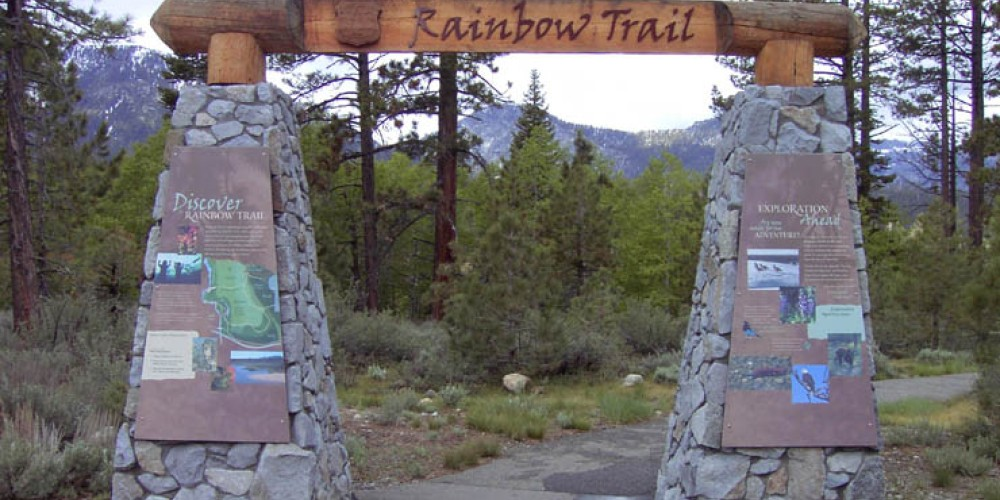 Trailhead at Taylor Creek – Lauren