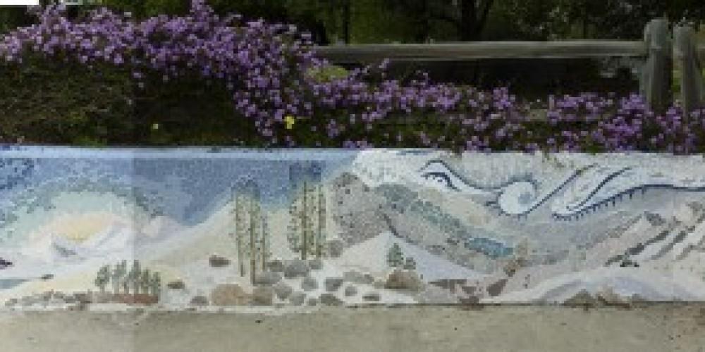 Mural Panorama – Frances Pyles