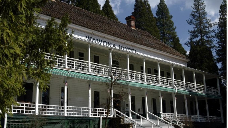 The Historic Big Trees Lodge