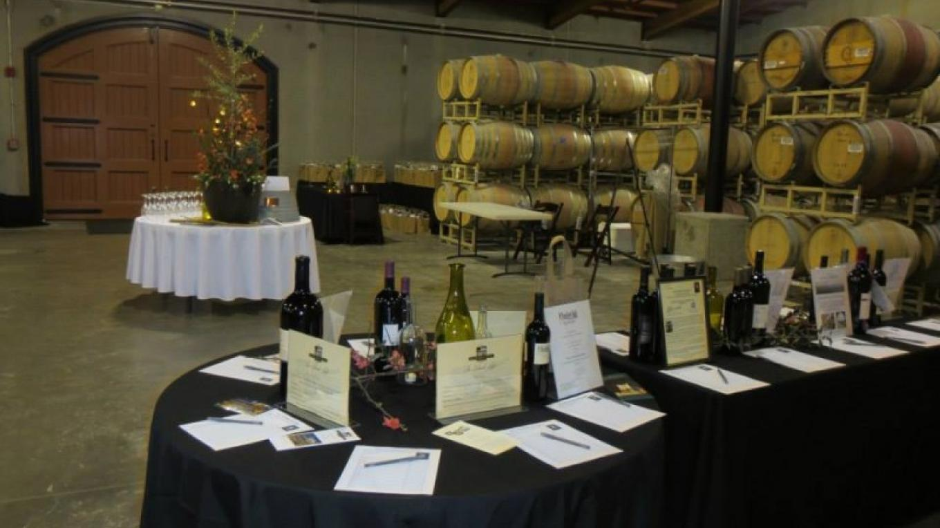Terra d'Oro Winery tasting rooms and events. – Terra d'Oro Winery