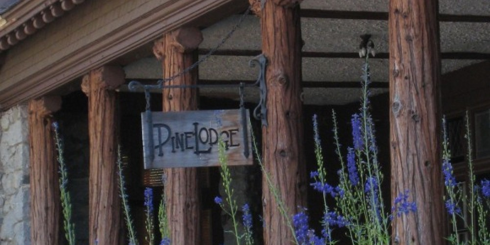Pine Lodge (the Ehrman Mansion) front porch – CA State Parks