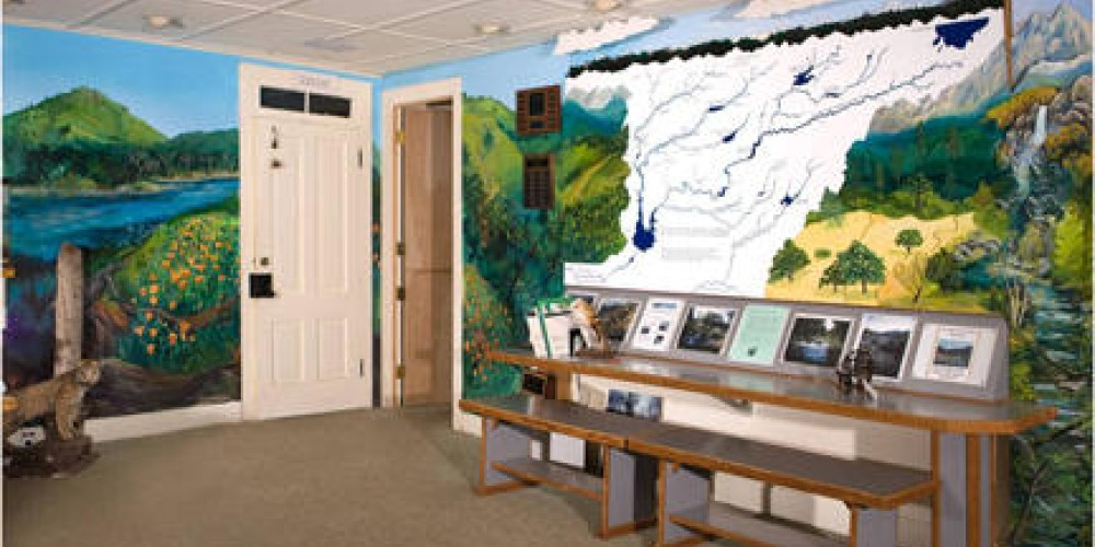 Nature Center Interior_3 – James Cole