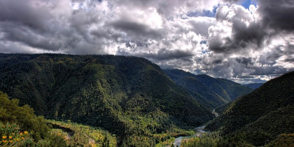 Middle Fork of the American River Canyon – Darin Pointer - www.ffgphotos.com