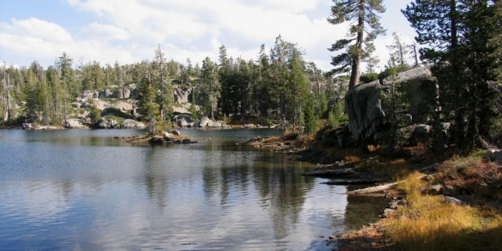Loch Leven Lakes, Placer County – John Skinner