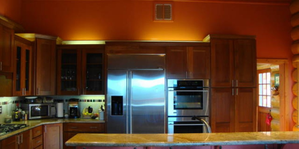 Kitchen in Main House – CK Martin