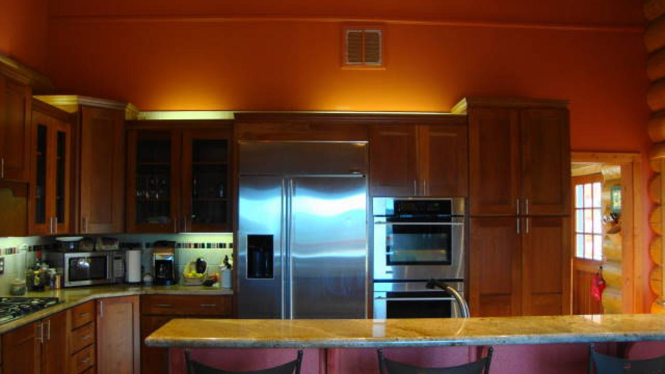 Kitchen in Main House – CK Martin