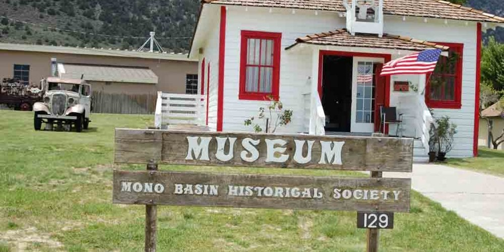 The Old Schoolhouse Museum in Lee Vining, California – David Carle