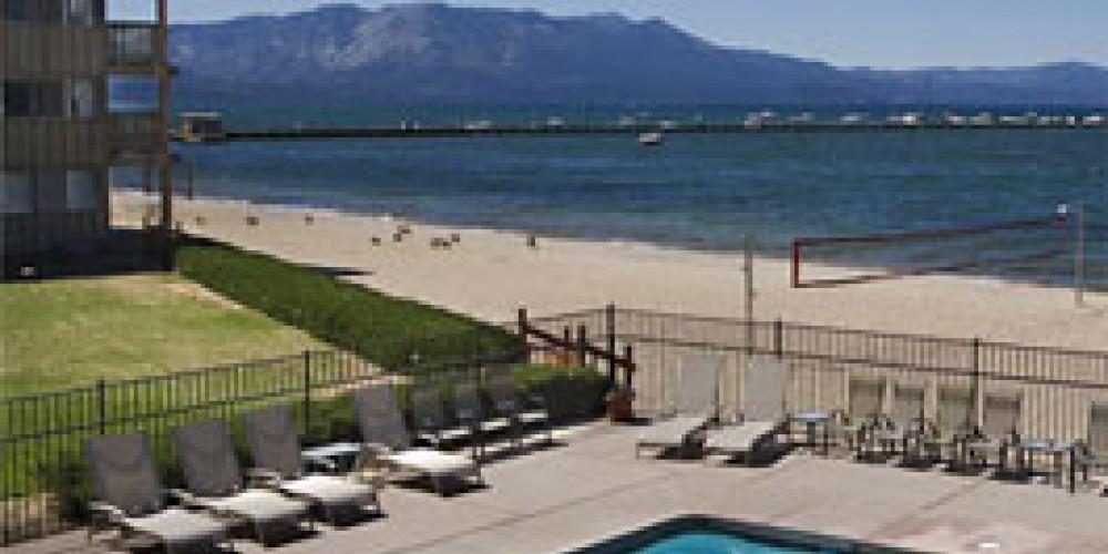 The Tahoe Lakeshore Lodge, one of the members of the Lodge to Lodge Network. – Tahoe Lakeshore Lodge