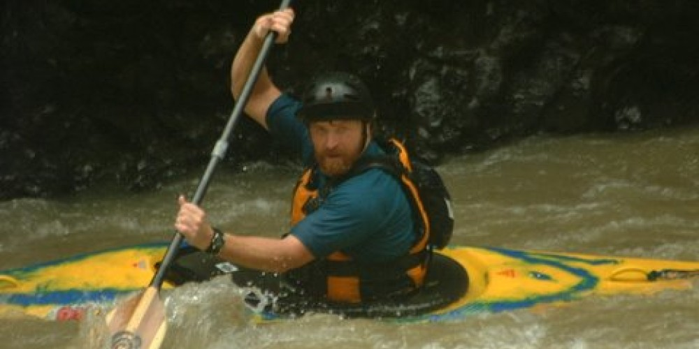 Current Adventures owner and founder, Dan Crandall.