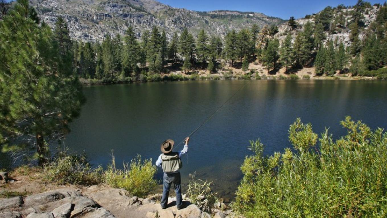 Fly Fishing in the Eastern Sierra – Rick E. Martin