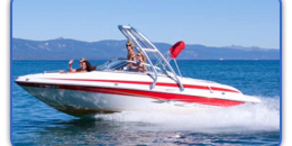 Get out on the lake by renting a boat. – Staff