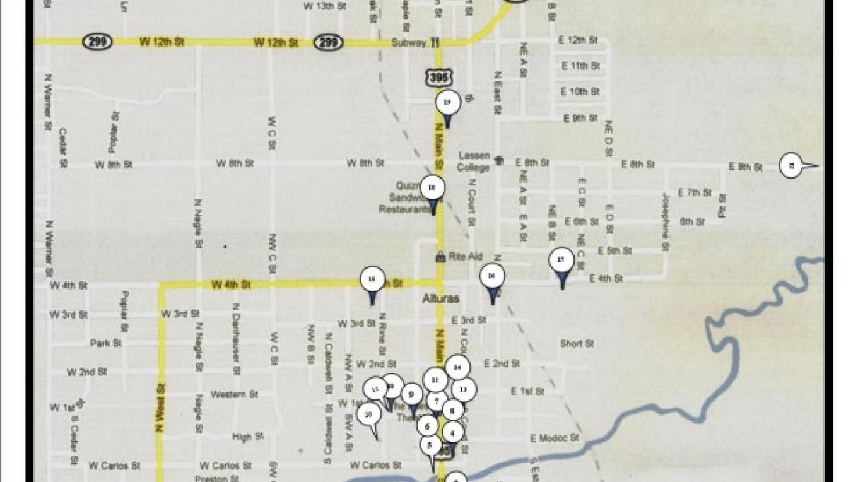 Historical Walking Tour – Lorissa Soriano