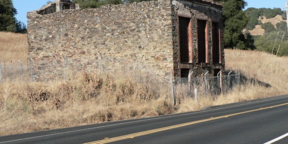 Butte Store on Hwy.49 between Jackson and Mokelumne Hill. – Rebecca Brown