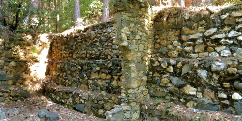 Another section of foundation. – Finnon, 2012