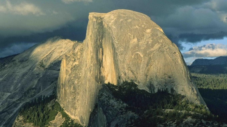 Storm Over Half Dome, Yosemite, CA – Robb Hirsch