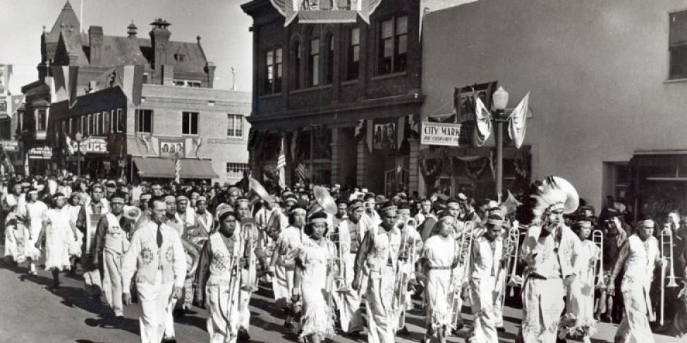 1940 Parade