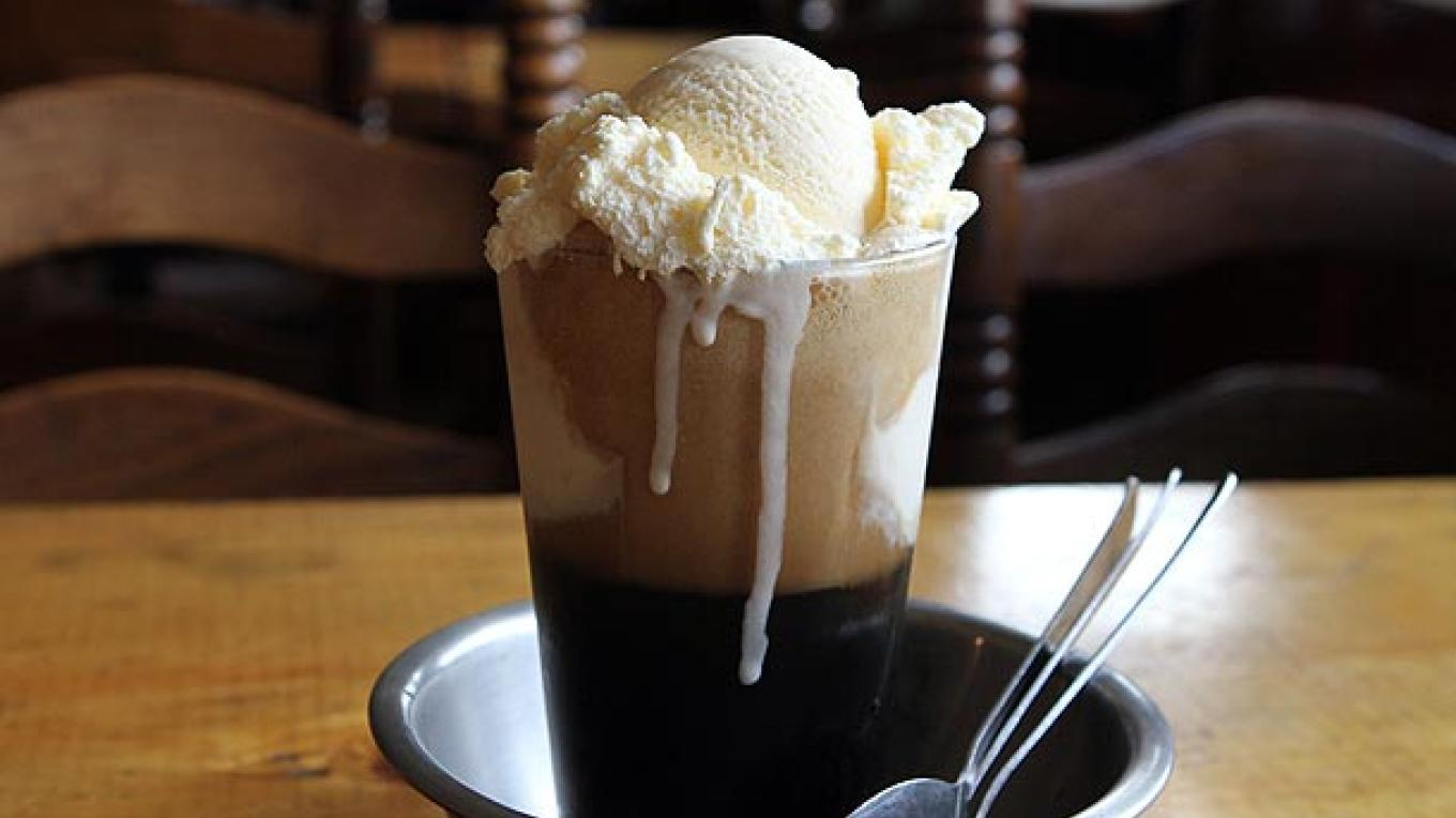 KRBC Class V Stout Float – DrinkEatTravel.com