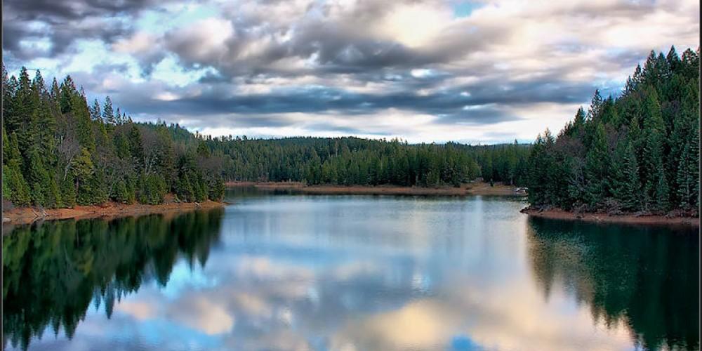 Sugar Pine Reservoir – Darin Pointer - www.ffgphotos.com