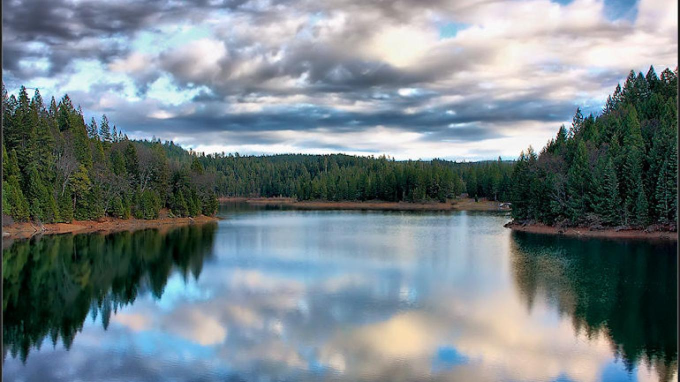 Sugar Pine Reservoir – Darin Pointer - www.ffgphotos.com